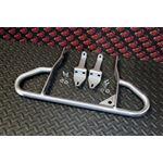 Vito's New Grab Bar Raptor 660 Rear Wide Desert Bumper Aluminum Yfz450 Bracket