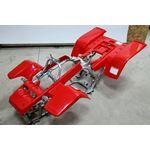 NEW Yamaha Banshee fenders front rear plastic body 1987-2006 RED free ship!