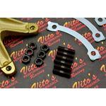 Vito's sprocket hub Banshee / Blaster studs nuts locks sprocket 38 tooth