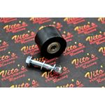 Yamaha Banshee Chain roller upper / lower swingarm 42mm BLACK Vito's Performance