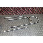 TYSON RACING Chromoly SUBFRAME Yamaha Banshee 1987-2006 drag