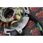 NEW Yamaha Banshee stator +/-10 adjustable timing plate 1987-2006 FITS ANY YEAR