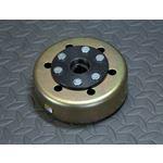 NEW Yamaha 350 Banshee complete flywheel rotor magneto; fits 1987-2006