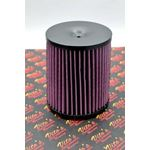 KN style air filter 2004-2020 Yamaha YFZ450 YFZ450R stock sized replacement
