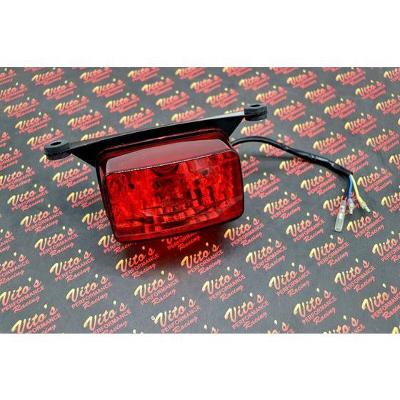 NEW taillight brake light lens bracket Yamaha 2002-2006 Banshee Warrior Blaster3