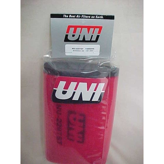 Uni-Foam Filter Dual Stage For Unmodified Stock Box