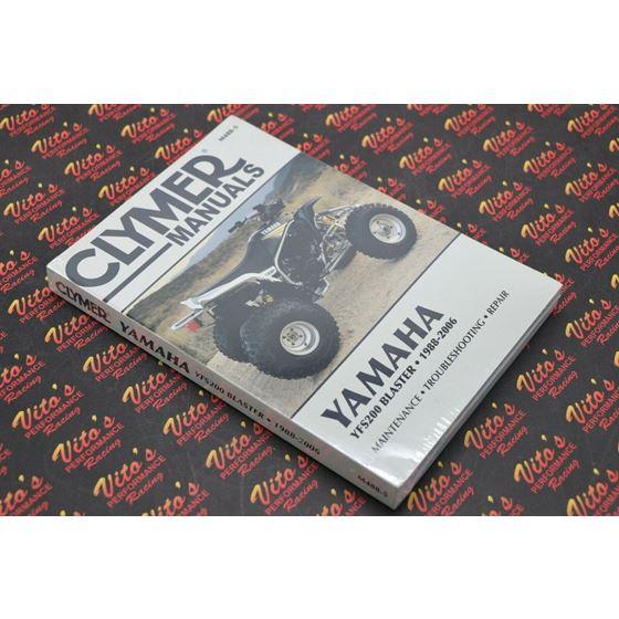 Clymer ATV/UTV Repair Manuals M4885 M488-5 YFS200 Blaster 200 1988-2006