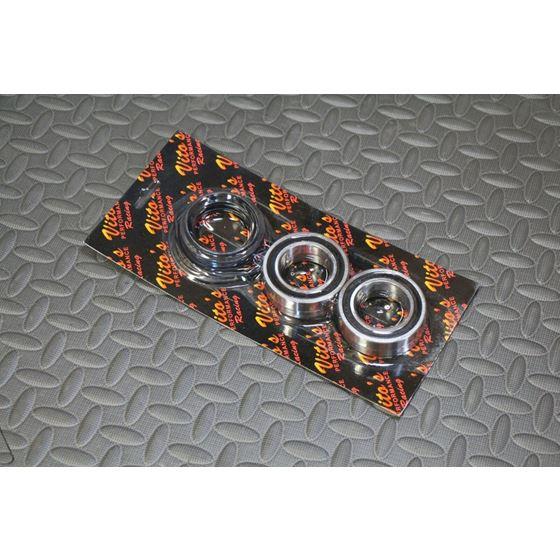 Vito's rear wheel axle carrier bearings seals 2006-19 Yamaha Raptor 700 YFZ450