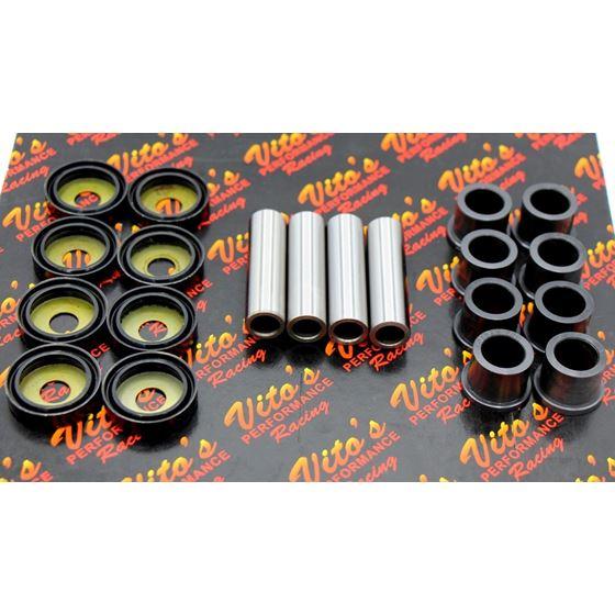 2 x NEW Vito's LOWER a-arm bushing kit Yamaha Banshee Raptor Blaster YFZ450