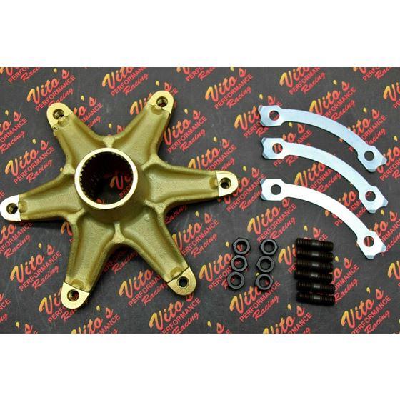 Vito's Performance Sprocket Hub Yamaha Banshee / Blaster studs nuts locks