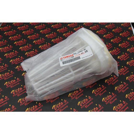NEW 1987-2006 Yamaha Banshee OEM factory AIR FILTER CAGE GUIDE plastic foam seal