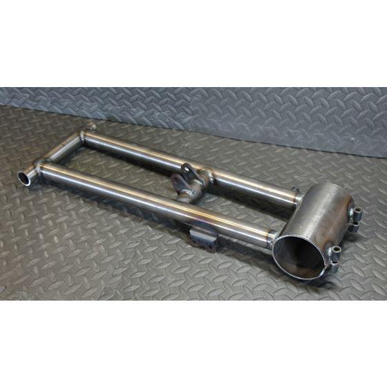 """TYSON RACING Yamaha Banshee swingarm 1987-2006 round style -2"""" NEGATIVE chromoly 1"""