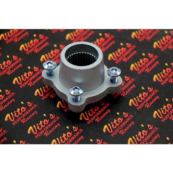 New Rear Brake Disc Rotor Hub Bolts Yamaha 1987-2006 Banshee 2Gu-25712-00-00