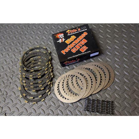 Vito's High performance CLUTCH FIBERS kit friction plates Yamaha 700 Raptor 700R